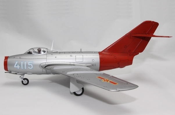 Mig 15 Chinese Air Force (Flight Wings IMG1268)